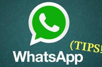 WhatsApp indstillinger